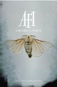 AFI - I Heard A Voice [DVD]