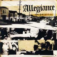 Allegiance - Desperation