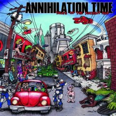 Annihilation Time - III: Tales of the Ancient Age