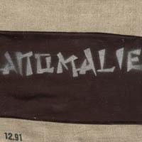 Anomalie - s/t Demo