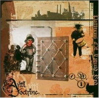 The Anti Doctrine - Patterns Of Liquid Red