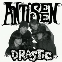 Antiseen - The Drastic EP