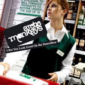 Arctic Monkeys - I Bet You Look Good On The Dancefloor EP