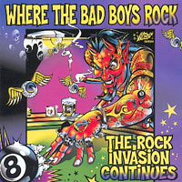 V/A - Where The Bad Boys Rock 2