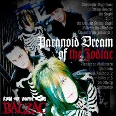 Balzac - Paranoid Dream Of The Zodiac