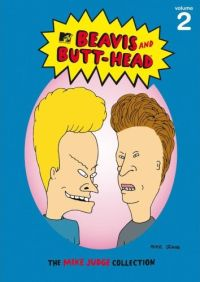 DVD - Beavis and Butt-Head - The Mike Judge Collection, Volume 2 (3 DVDs)
