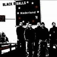 Black8Balls / One PS - Crossing The Border Split