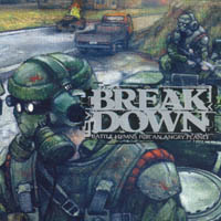 Breakdown - Battle Hymns For An Angry Planet