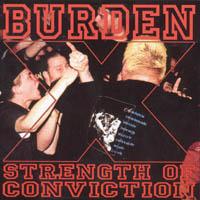Burden - Strength Of Conviction