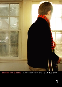 Burn To Shine - #1 Wahington DC (DVD)