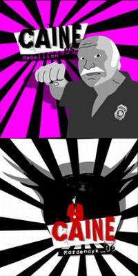 Caine - #05 Rebellion & #06 Mordendyk