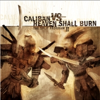 Caliban / Heaven Shall Burn - The Split Program II