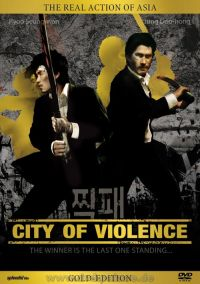 DVD - City of Violence (Limited Gold-Edition)
