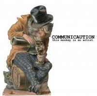 Communicaution - This Monkey Is An Artist