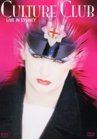 Culture Club - Live In Sydney DVD