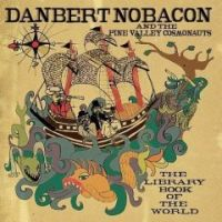 Danbert Nobacon - The Library Book Of The World
