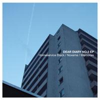 Dear Diary - No. 5 EP