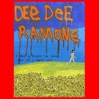 Dee Dee Ramone / Terrorgruppe - s/t