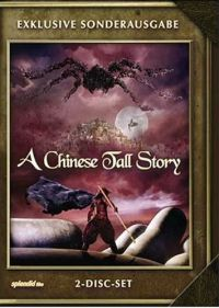 DVD - A Chinese Tall Story