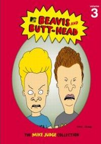 DVD - Beavis and Butt-Head - The Mike Judge Collection, Volume 3
