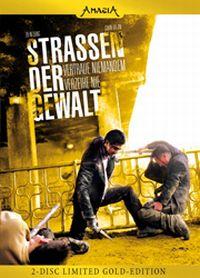DVD - Strassen der Gewalt (Limited Gold-Edition)