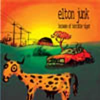 Elton Junk - Because Of Terrible Tiger