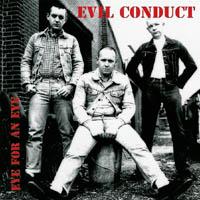 Evil Conduct - Eye For An Eye