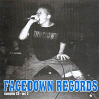 V/A - Face Down Sampler CD Vol. 2