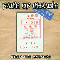 Face of Chanse - Keep the Balance