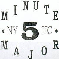 Five Minutes Major - Demotape