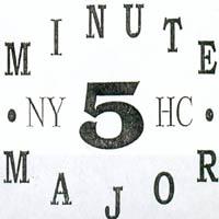 Five Minutes Major - Demotape