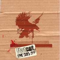 Flatcat / Five Days Off - Split