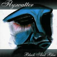 Flyswatter - Black And Blue