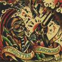 The Forgotten / The Heartaches - Split