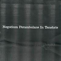 Gehenna - Negotium Perambutans In Tenebris