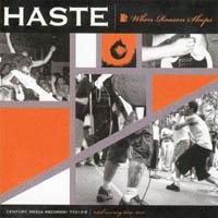 Haste - When Reason Sleeps