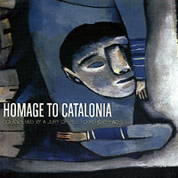 Homage To Catalonia - Squandered By A Jury Of Piss Poor Pokerfaces
