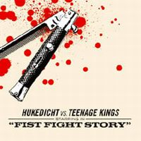 Hukedicht vs Teenage Kings - Fist Fight Story