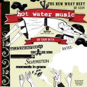 Hot Water Music / Alexisonfire - Großes Gewinnspiel