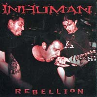 Inhuman - Rebellion