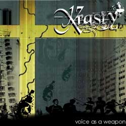 Krasty - Voice As A Weapon
