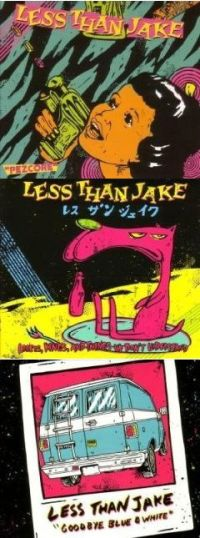 Less Than Jake - Losers, Kings, and Things We Don'T Understand /