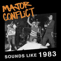 Major Conflict - Sounds Like 1983