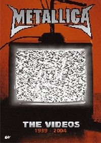 Metallica - The Videos 1989-2004 DVD
