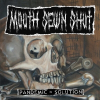 Mouth Sewn Shut - Pandemic = Solution