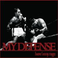 My Defense - Here´s My Rage