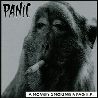Panic - A Monkey Smoking A Fag E.P.