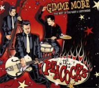 The Peacocks - Gimme More (the Best of the Rest & Leftovers)  [EP]