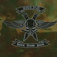 Redline / Born From Pain - Split