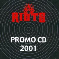 Riots - Promo CD 2001